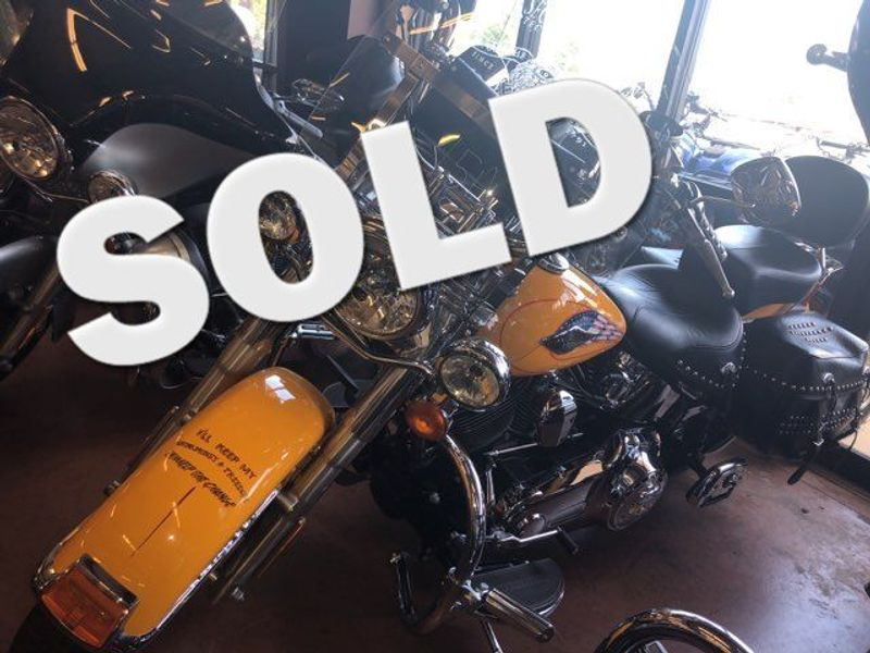 2011 Harley-Davidson FLSTC Heritage Softail Classic    Little Rock, AR   Great American Auto, LLC in Little Rock AR