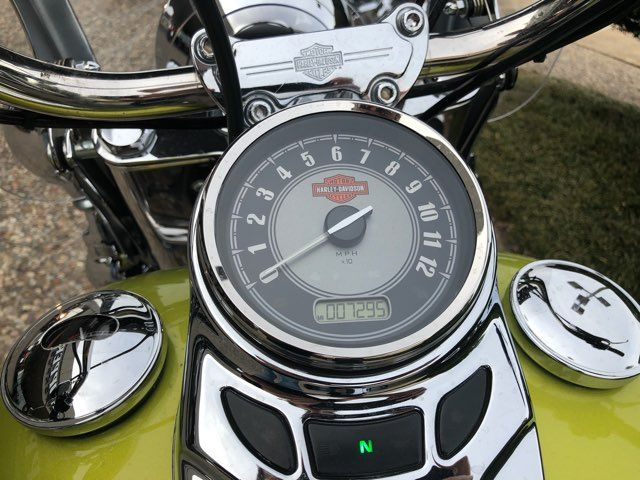 2011 Harley-Davidson FLSTC Heritage Softail Classic in McKinney, TX 75070