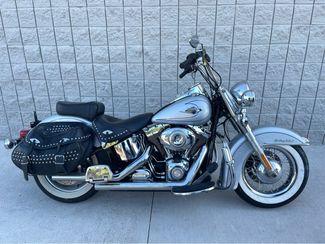 2011 Harley-Davidson FLSTC Heritage Softail in McKinney, TX 75070