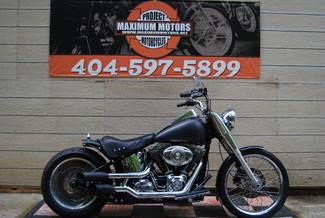 2011 Harley Davidson FLSTF Fatboy Jackson, Georgia
