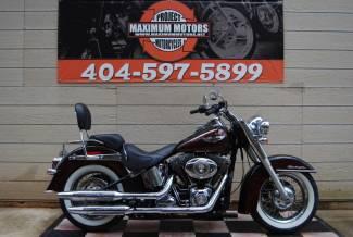 2011 Harley Davidson FLSTN Softail Deluxe Jackson, Georgia