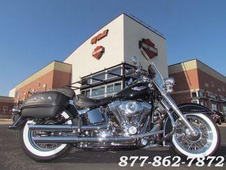 2011 Harley-Davidson FLSTN SOFTAIL DELUXE DELUXE FLSTN Chicago, Illinois