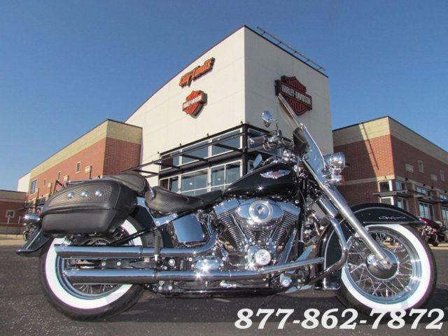 2011 Harley-Davidson FLSTN SOFTAIL DELUXE DELUXE FLSTN Chicago, Illinois 0