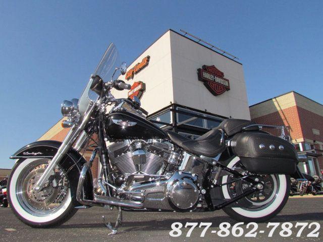 2011 Harley-Davidson FLSTN SOFTAIL DELUXE DELUXE FLSTN Chicago, Illinois 1