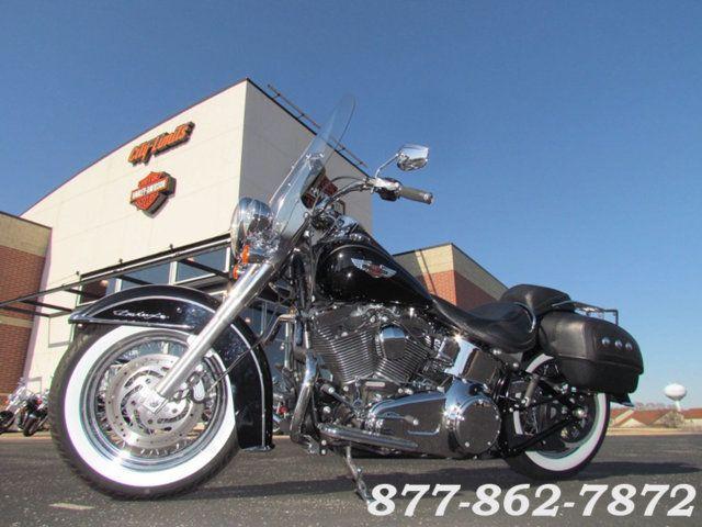 2011 Harley-Davidson FLSTN SOFTAIL DELUXE DELUXE FLSTN Chicago, Illinois 4