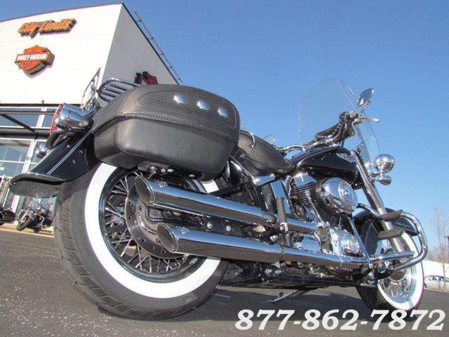 2011 Harley-Davidson FLSTN SOFTAIL DELUXE DELUXE FLSTN Chicago, Illinois 7