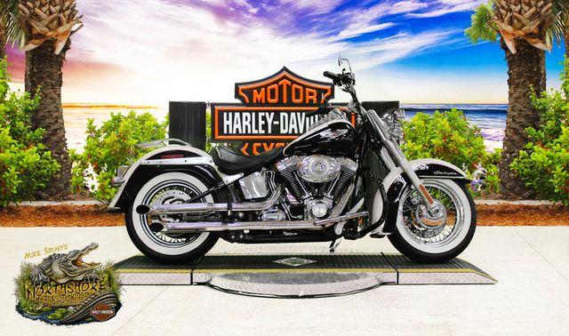 2011 Harley-Davidson® FLSTN - Softail® Deluxe