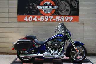 2011 Harley-Davidson Softail® CVO™ Softail® Convertible Jackson, Georgia