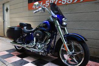 2011 Harley-Davidson Softail® CVO™ Softail® Convertible Jackson, Georgia 2