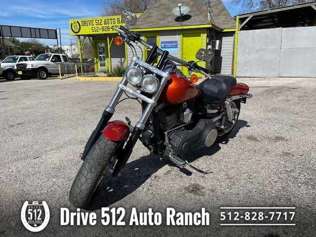 2011 Harley Davidson FXDF Dyna Fat Bob in Austin, TX 78745