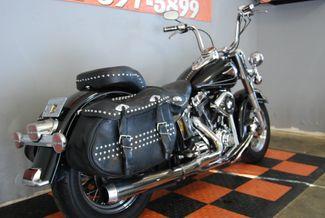 2011 Harley-Davidson Heritage Softail Classic FLSTC Jackson, Georgia 1