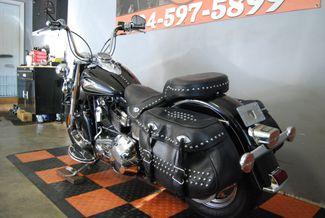 2011 Harley-Davidson Heritage Softail Classic FLSTC Jackson, Georgia 10