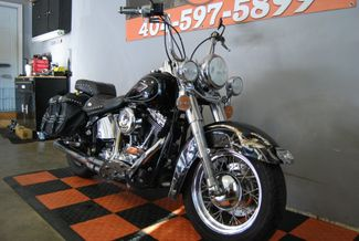 2011 Harley-Davidson Heritage Softail Classic FLSTC Jackson, Georgia 2