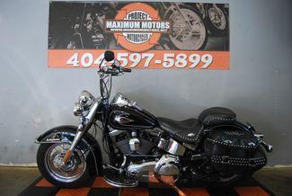 2011 Harley-Davidson Heritage Softail Classic FLSTC Jackson, Georgia 8