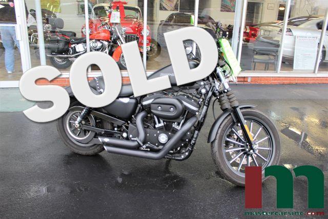 2011 Harley-Davidson Iron 883 XL883N | Granite City, Illinois | MasterCars Company Inc. in Granite City Illinois