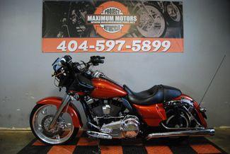 2011 Harley-Davidson Road Glide Custom FLTRX Jackson, Georgia 9
