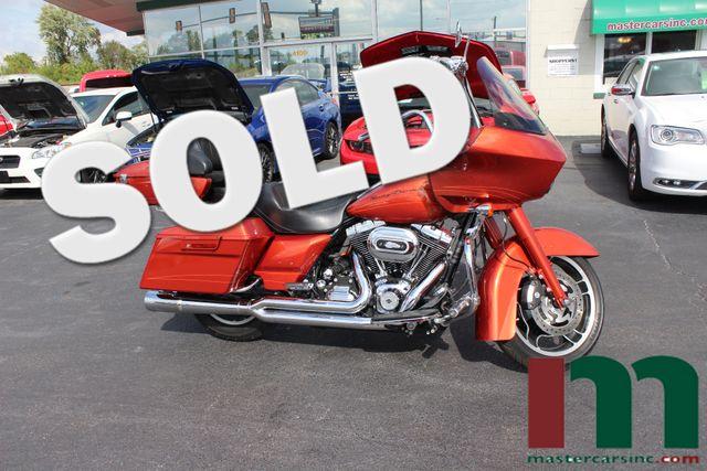 2011 Harley-Davidson Road Glide Custom   Granite City, Illinois   MasterCars Company Inc. in Granite City Illinois