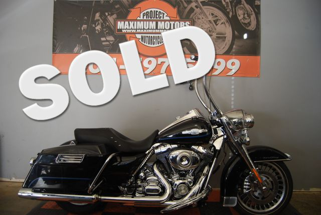 2011 Harley-Davidson Road King Base Jackson, Georgia
