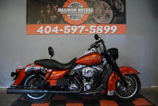 2011 Harley-Davidson Road King FLHR Jackson, Georgia