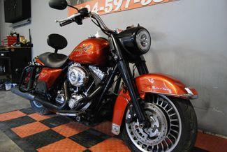 2011 Harley-Davidson Road King FLHR Jackson, Georgia 2