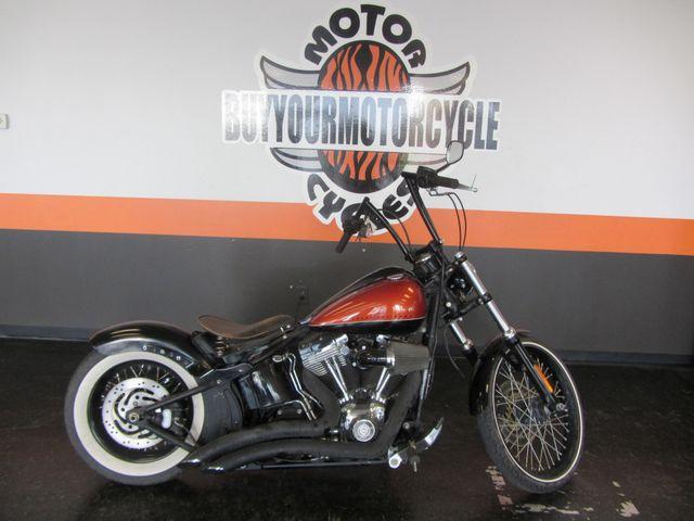 2011 Harley-Davidson Softail® Blackline™