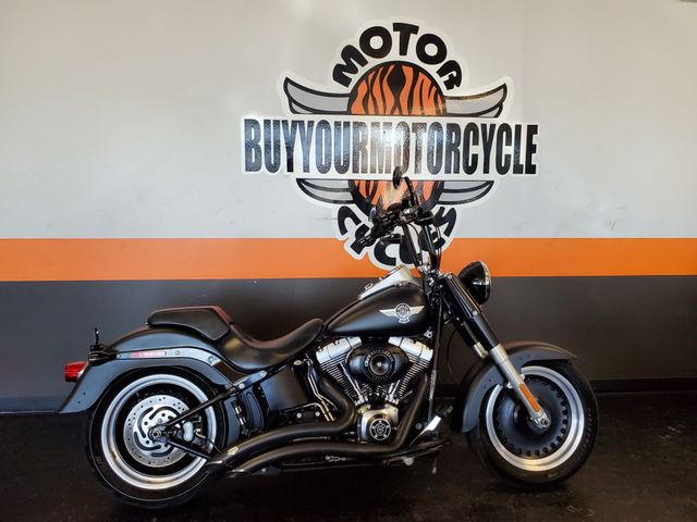 2011 Harley-Davidson Softail® Fat Boy® Lo in Arlington, Texas 76010