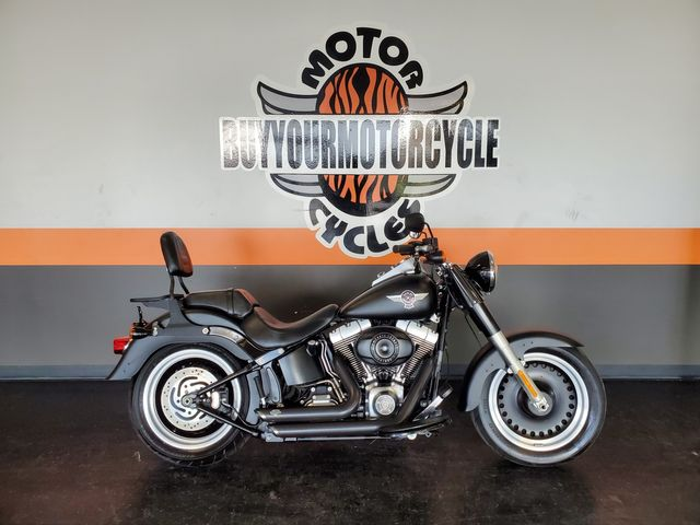 2011 Harley-Davidson Softail® Fat Boy® Lo