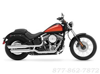 2011 Harley-Davidson SOFTAIL BLACKLINE FXS BLACKLINE FXS in Chicago, Illinois 60555