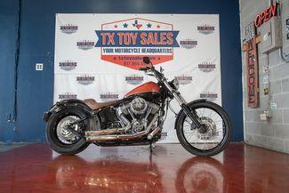 2011 Harley-Davidson Softail Blackline in Fort Worth, TX 76131