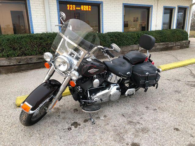 2011 Harley-Davidson Softail® Heritage Softail® Classic