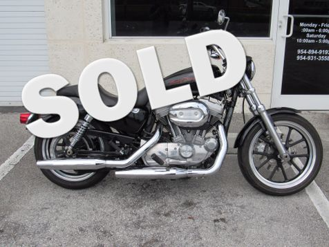 2011 Harley Davidson Sportster 883 SuperLow  in Dania Beach, Florida
