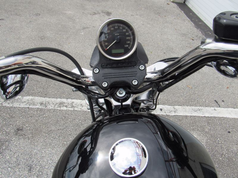 2011 Harley Davidson Sportster 883 SuperLow   city Florida  Top Gear Inc  in Dania Beach, Florida