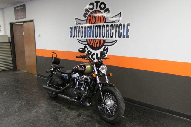 2011 Harley-Davidson Sportster® Forty-Eight™ Arlington, Texas 2