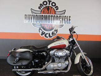 2011 Harley-Davidson Sportster® 883 SuperLow in Arlington, Texas Texas, 76010