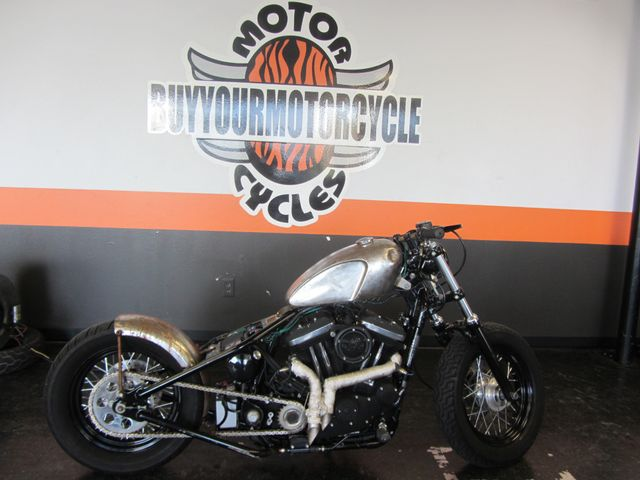 2011 Harley-Davidson Sportster® Forty-Eight™ in Arlington, Texas Texas, 76010