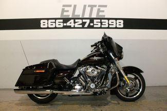 2011 Harley Davidson Street Glide 103 in Boynton Beach, FL 33426