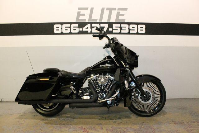 2011 Harley Davidson Street Glide 103