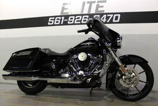 2011 Harley Davidson Street Glide FLHX 103 Boynton Beach, FL 33