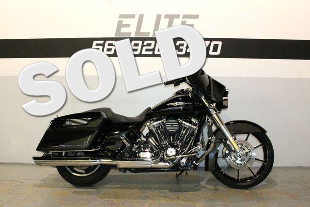 2011 Harley Davidson Street Glide FLHX 103 Boynton Beach, FL