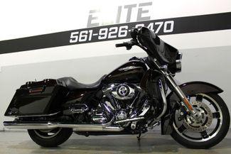 2011 Harley Davidson Street Glide FLHX Boynton Beach, FL 35