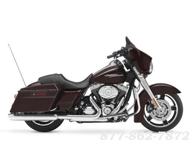2011 Harley-Davidson STREET GLIDE FLHX STREET GLIDE FLHX Chicago, Illinois 0