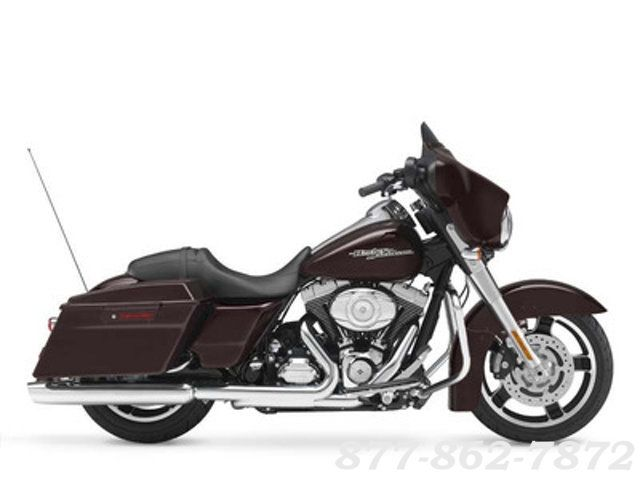 2011 Harley-Davidson STREET GLIDE FLHX STREET GLIDE FLHX