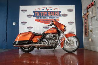 2011 Harley-Davidson Street Glide FLHX in Fort Worth, TX 76131