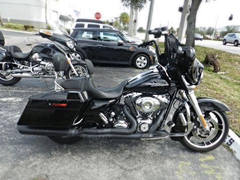 2011 Harley-Davidson Street Glide  in Hollywood, Florida