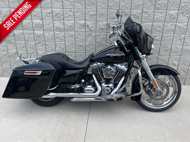 2011 Harley-Davidson Street Glide FLHX in McKinney, TX 75070