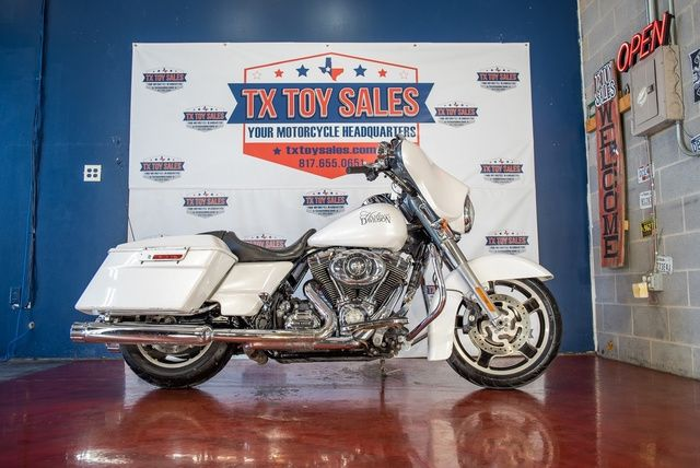 2011 Harley-Davidson Street Glide Street Glide