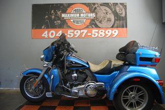 2011 Harley-Davidson Tri Glide Ultra Classic FLHTCUTG Jackson, Georgia 12
