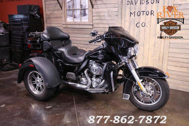 2011 Harley-Davidson TRI-GLIDE ULTRA CLASSIC TRIKE FLHTCUTG TRI-GLIDE TRIKE