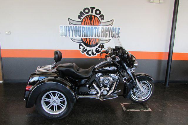 2011 Harley-Davidson Trike Street Glide® Arlington, Texas 0