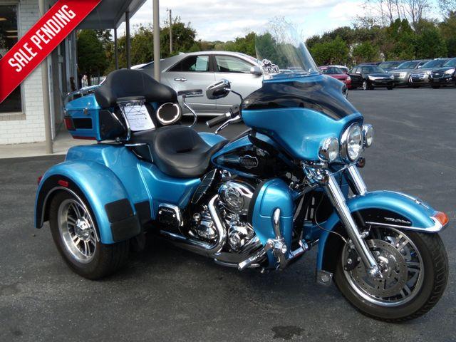 2011 Harley-Davidson Trike Tri Glide™ Ultra Classic®